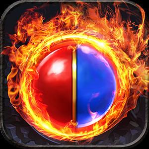 烈焰屠神(上线送充值卡)游戏图标