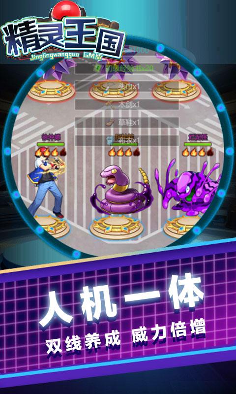 精灵王国GM版截图1